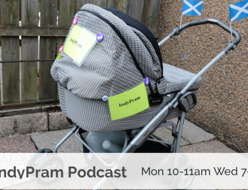IndyPram Podcast #13 An Interview with Pat Lee
